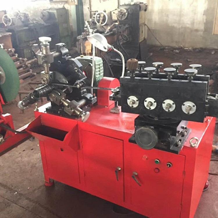 钢筋机械制管机 铝合金钢管成型设备 预应力机械波纹制管机