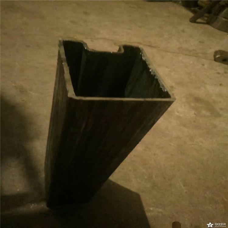 襄樊异型管 六角管 无缝方管 定制样品