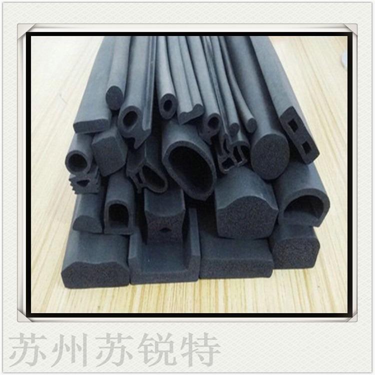 圆柱型2-30海绵橡胶密封条