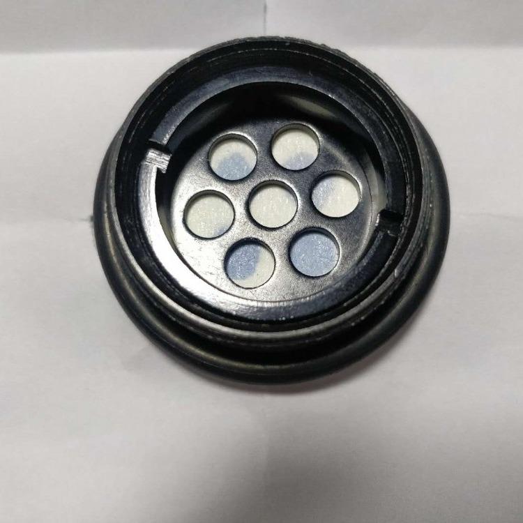 维易英标螺纹湿度指示器、蓝色变粉红色灵敏度高的湿度指示器