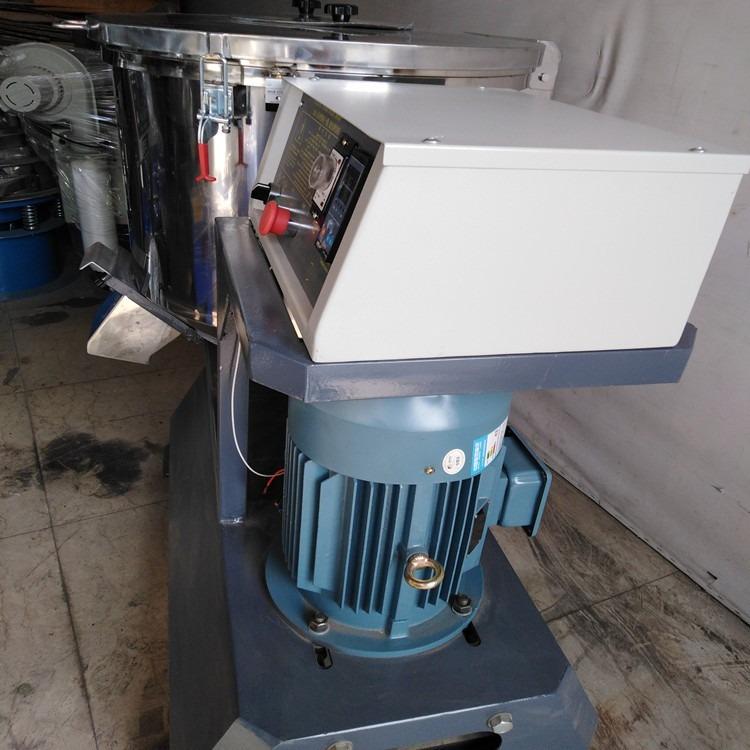 批发价50KG塑料干燥拌料机,高速塑料混料机,加热搅拌两用一体拌料机价格