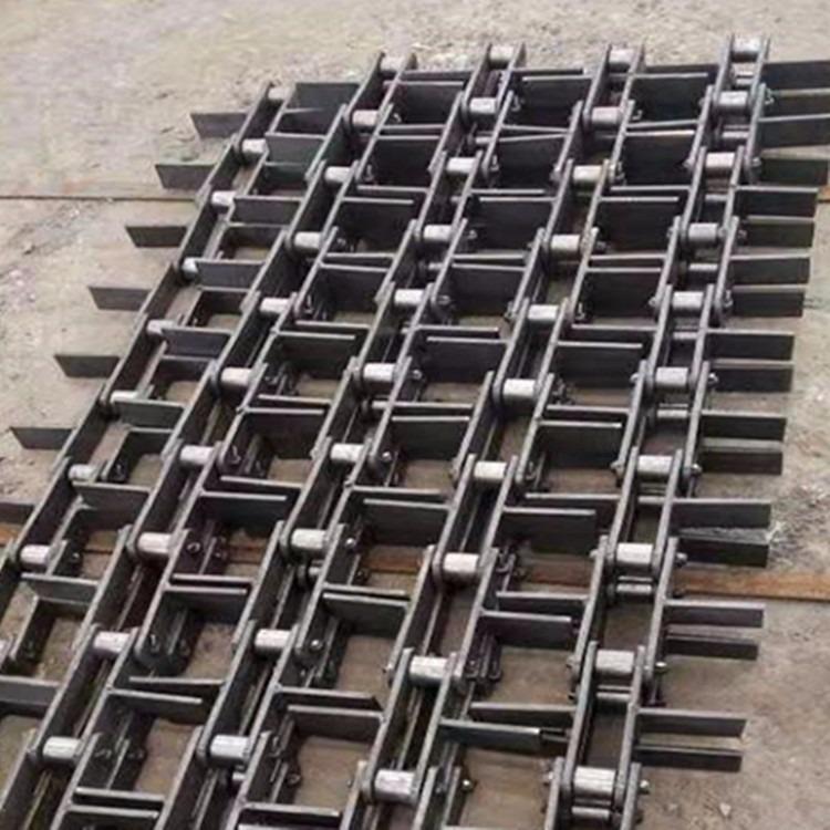 FU链条 矿用刮板输送机链条 链板链条 FU拉链机链条 FU270型链条 拉链机配件