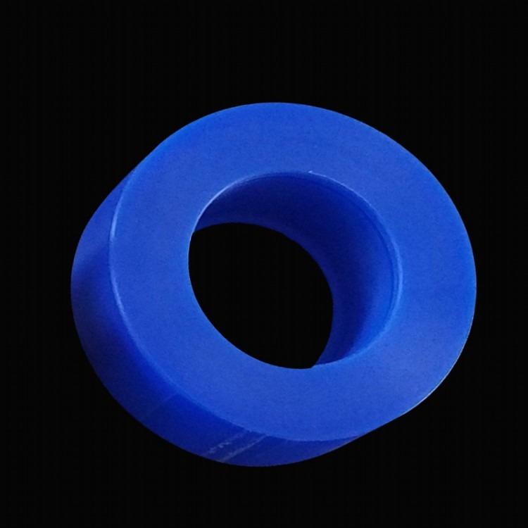 厂家专业生产 聚氨酯制品  聚氨酯pu弹性护套 聚氨酯垫块