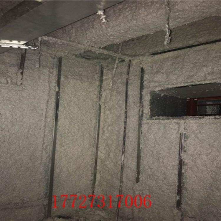 贵州隔音喷涂材料施工  spr矿物纤维喷涂生产厂家