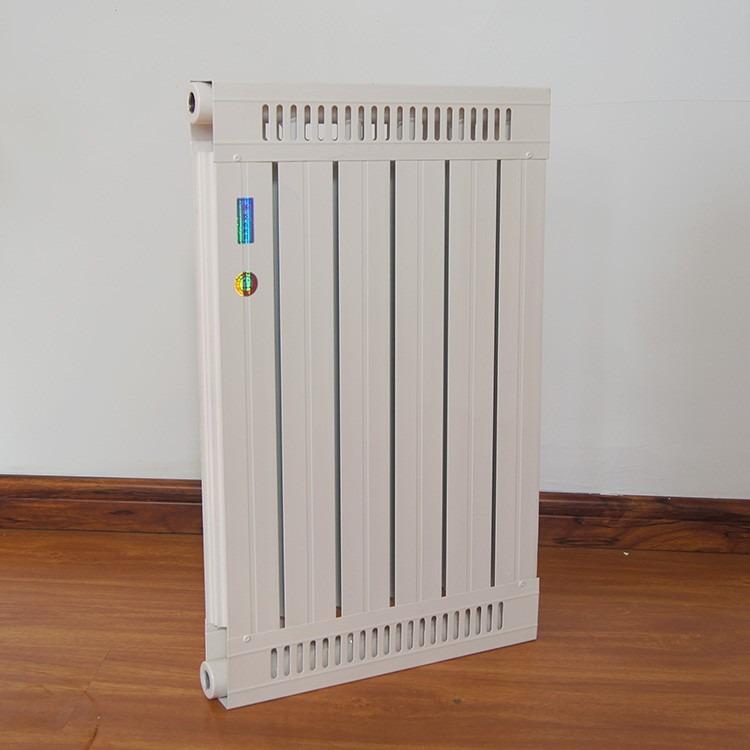 钢铝复合散热器 GLZY80*60散热器 钢铝复合暖气片 钢铝复合