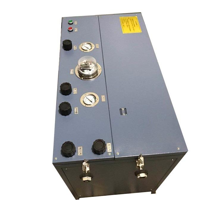 氧气充填泵 便携压缩式氧气输送机  自救器氧气充填泵