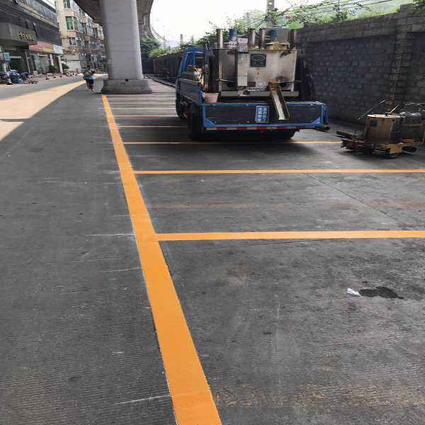 交通涂料厂家 交通标线涂料 标线漆多少钱一米
