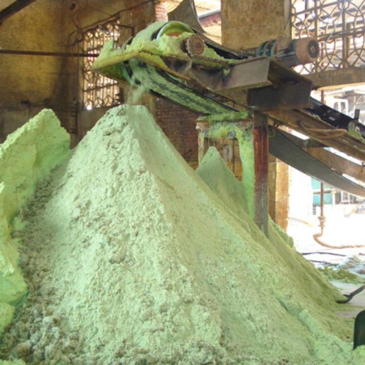 硫酸亚铁工业水处理硫酸亚铁还原剂着色剂分析试剂硫酸亚铁厂家