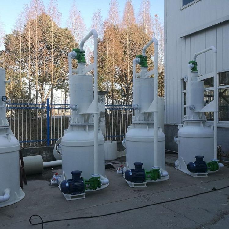 pp设备 真空过滤槽(抽滤槽)真空机组 英弘环保设备