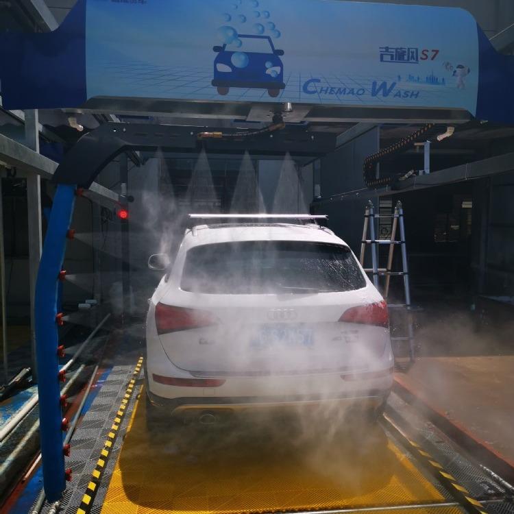 车猫S7全自动洗车机 是你最好的先择