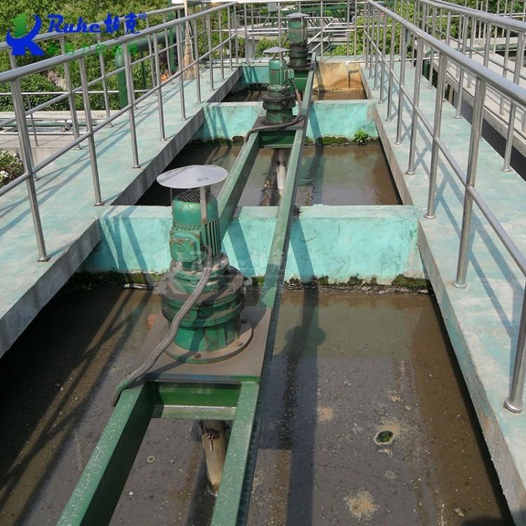 大型框式搅拌机适用絮凝池搅拌低转速大直径搅拌如克专业生产