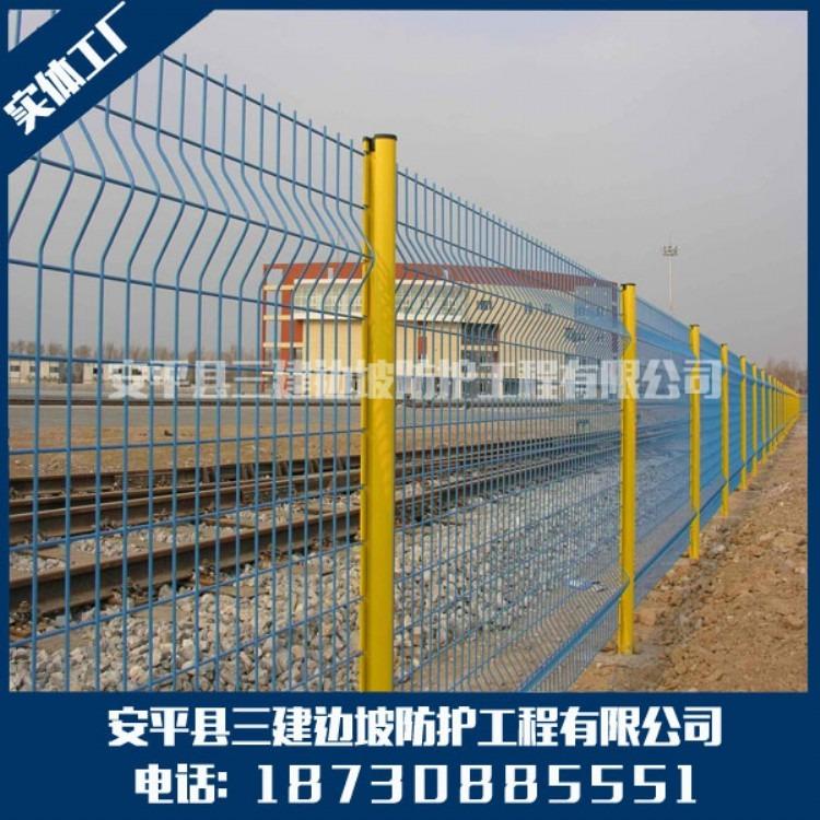 园林绿色围栏网 景区围栏网 观光区围栏网价格