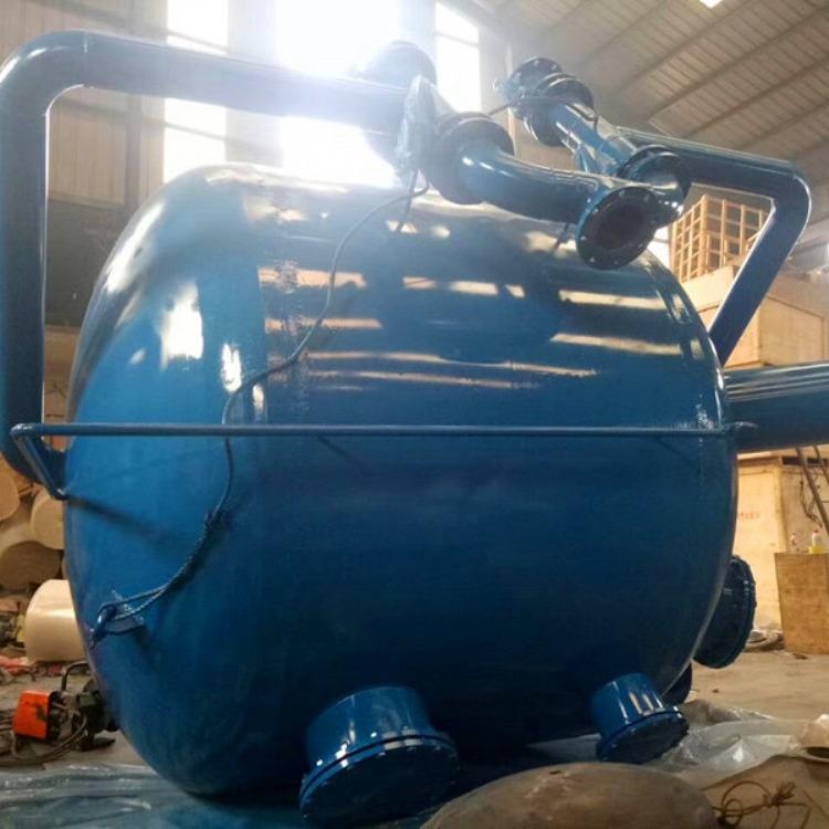 石英砂过滤器 防爆型石英砂过滤器 活性炭过滤器 全自动过滤器