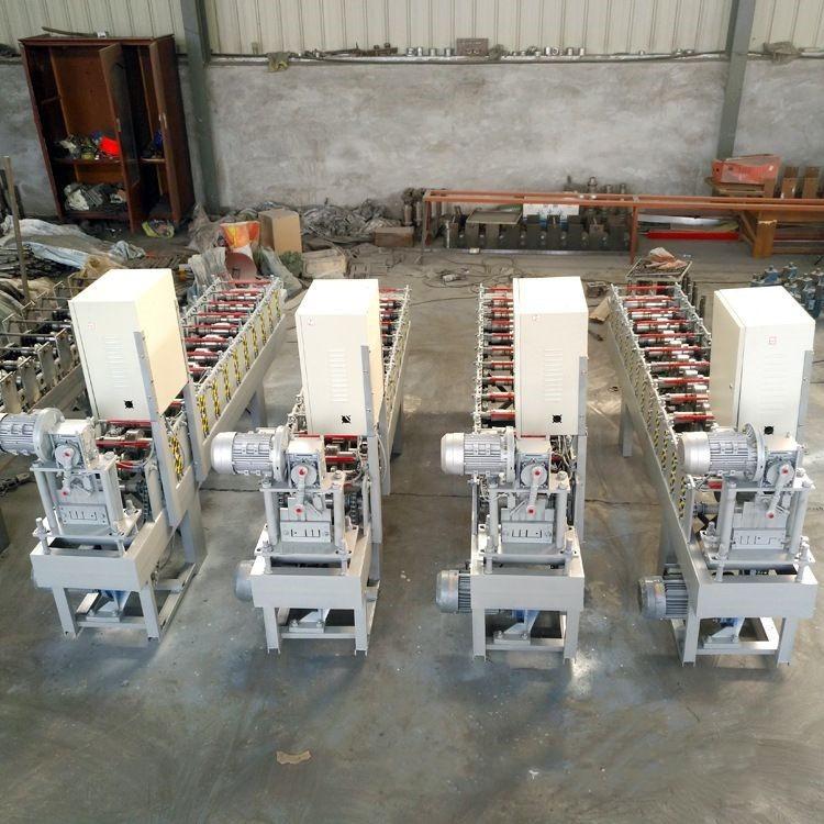 鼎嘉机械现货销售50-75-100可调地槽机_地槽机设备_房檐设备