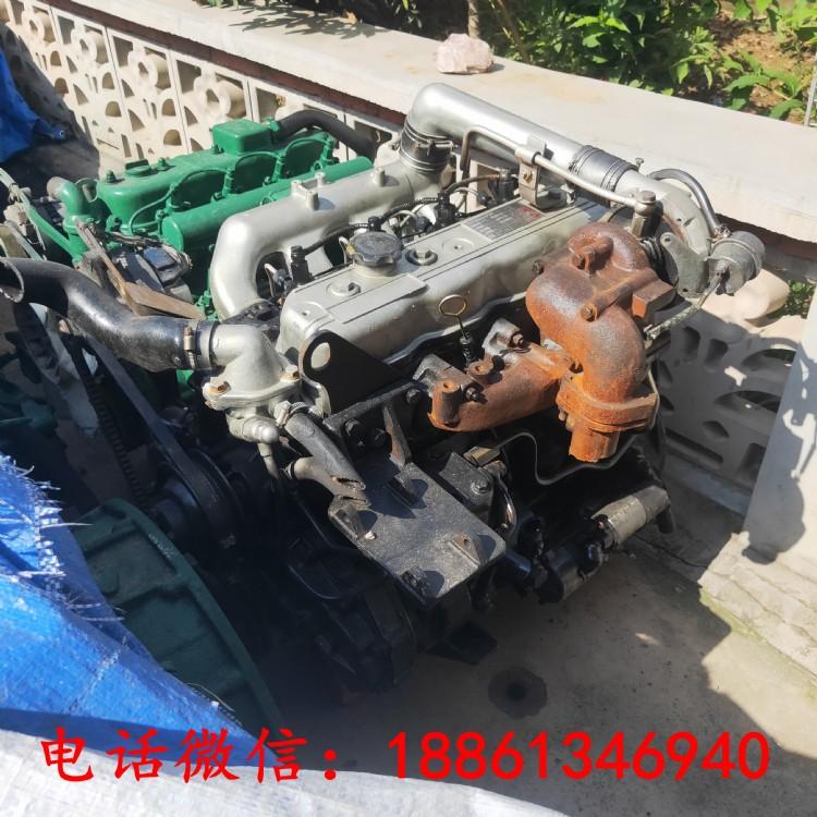 朝柴发动机 东风朝阳国三柴油发动机朝柴CY4102-CE4B发动机二手发动机