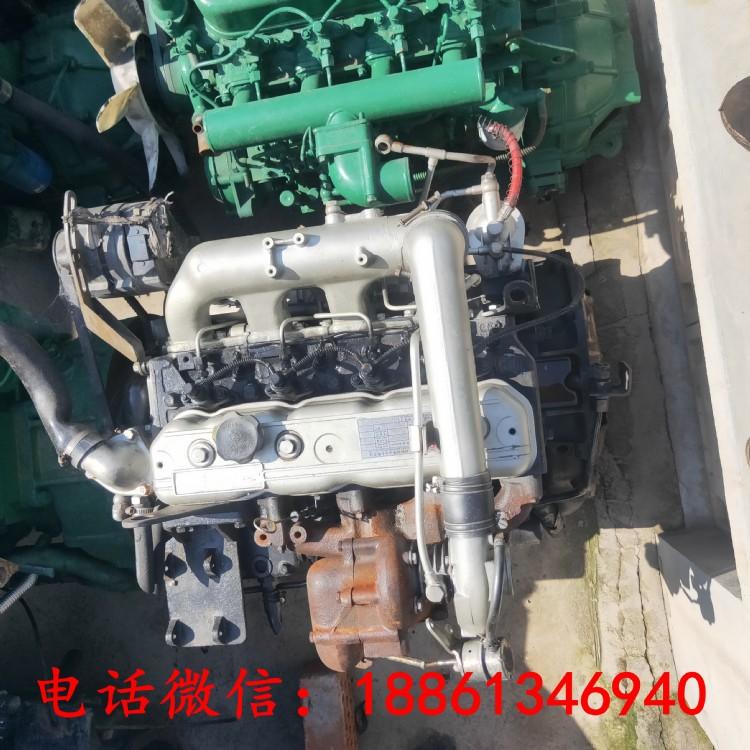 朝柴发动机 东风朝阳国三柴油发动机朝柴CY4100ZLQ发动机二手发动机