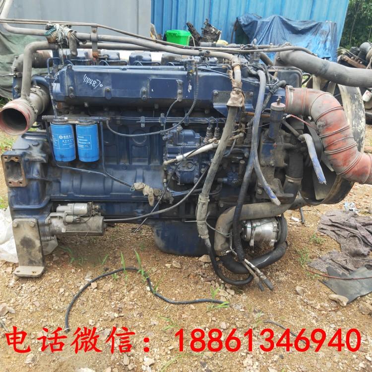 潍柴WP12.400N发动机船用柴油发动机二手发动机