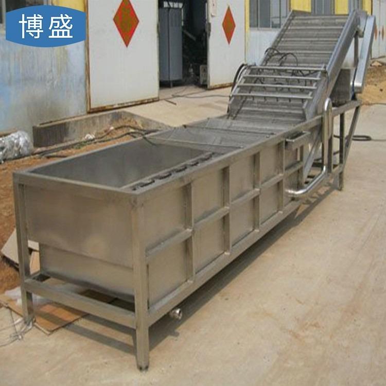 厂家供应水果清洗机  网带清洗机   蔬菜清洗机 气泡清洗机