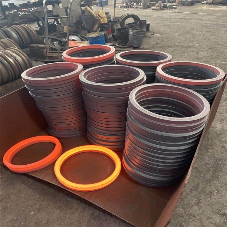 销售起重机配件 温州大型锻件 圆形锻件 双缘锻钢主被动车轮锻件