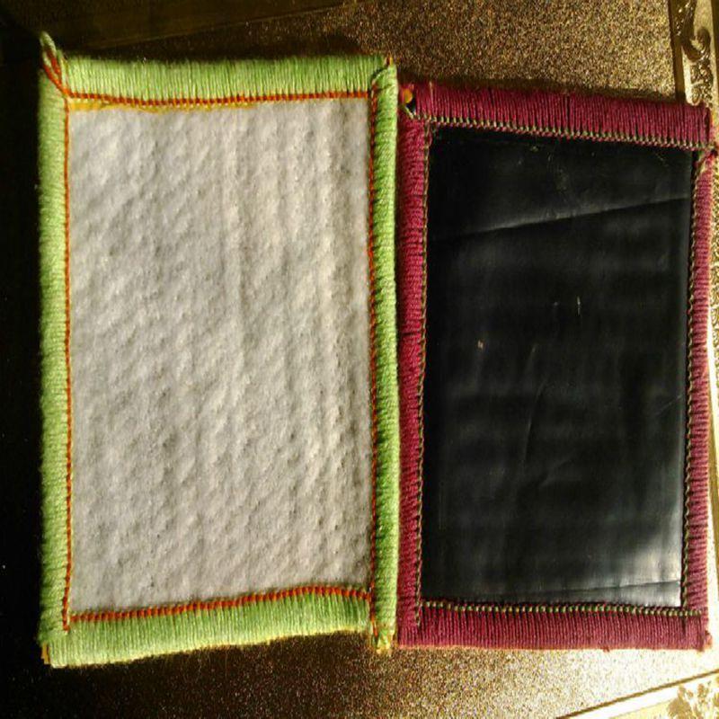 厂家定制 膨润土防水毯 纳基膨润土防水毯 土工材料 纳基防水毯