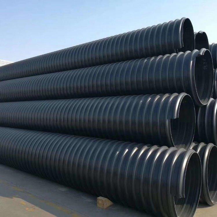 钢带增强螺旋波纹管|钢带增强螺旋波纹管价格|钢带增强螺旋波纹管厂家