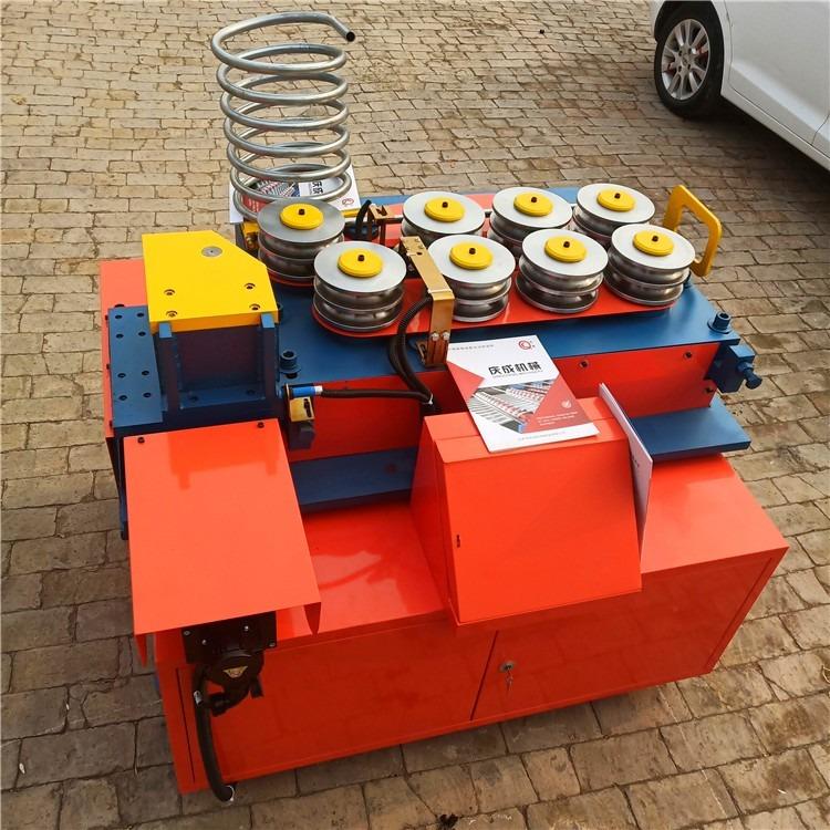 全自动钢管弯管机  不锈钢弯管机 方管专用折弯机设备厂家