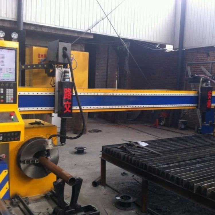 数控管板一体机 机械加工厂 专用数控切割设备