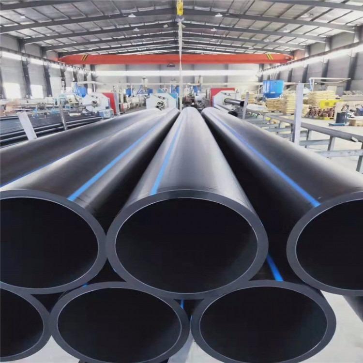 河北衡水pe给水管 大口径给水管 100级全新料给水管行业供应全国发货
