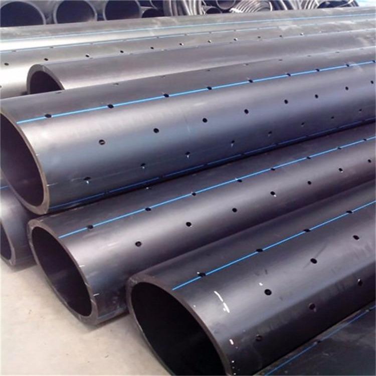 供应东北省自来水专用pe给水管 聚乙烯黑色pe管 小区喷灌专用管材行业资讯
