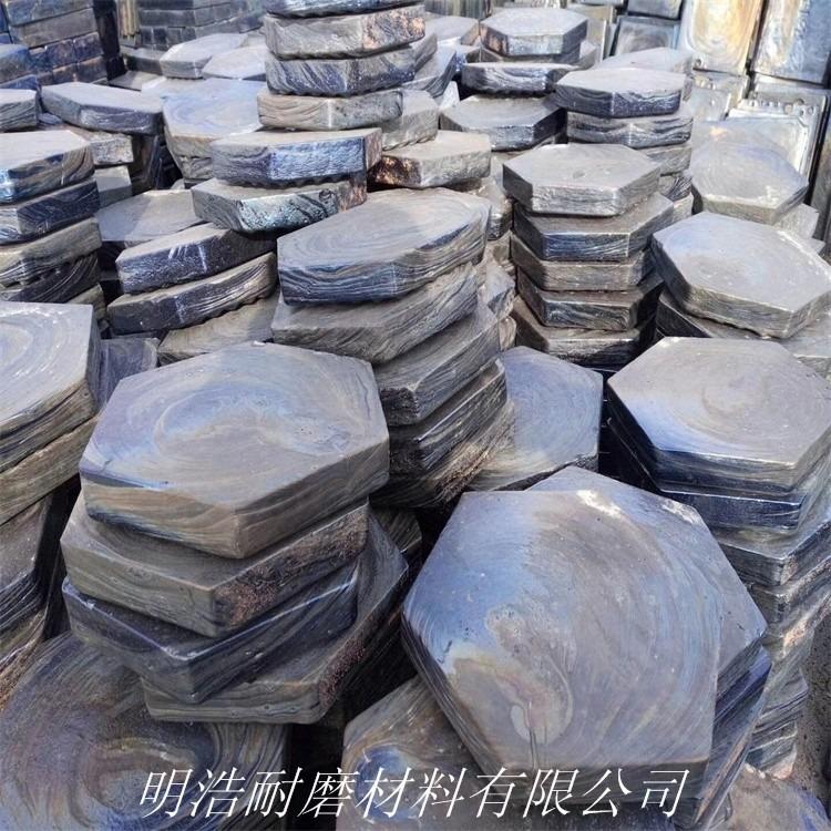 生产高耐磨压延微晶铸石板亮度高 耐冲击压延微晶铸石板
