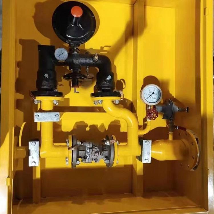 煤改气汽化器成套设备设计安装 燃气管道安装 气化调压设备