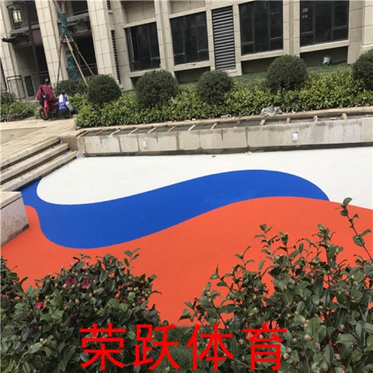 铜官山塑胶跑道施工厂家