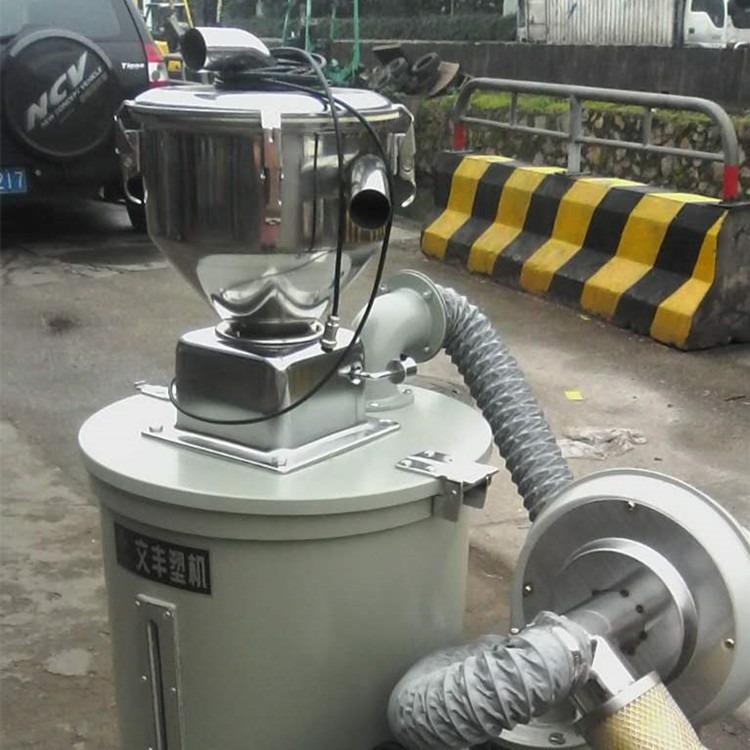 供应吸料机料斗 7.5L上料机加料机料斗 不锈钢储料斗 注塑料斗批量批发