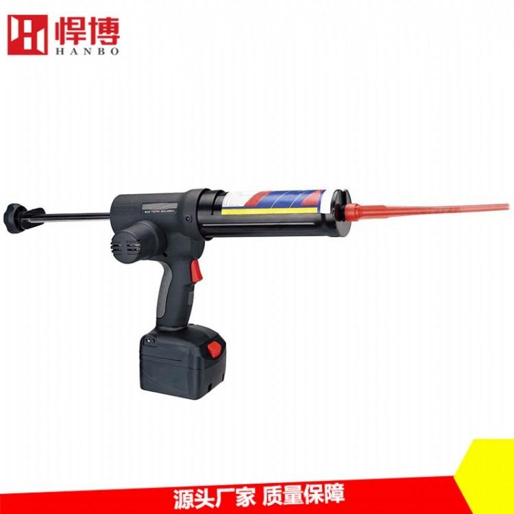 电动打胶枪 充电式锂电打胶枪 抢封施工工具打胶枪
