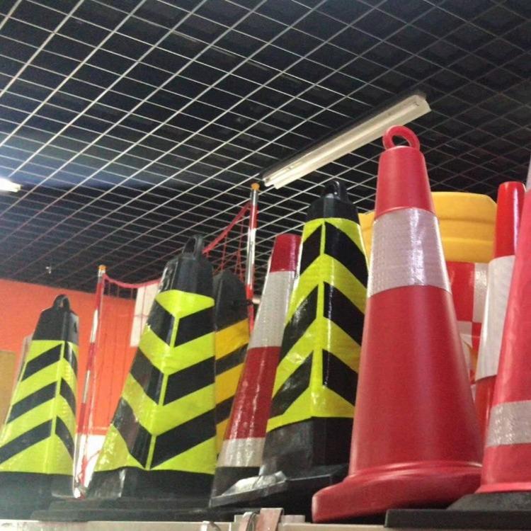 塑料路锥PVC路锥,橡胶交通路锥,折叠交通路锥