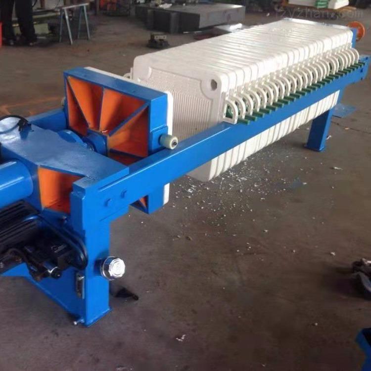 手动压滤机 小型压滤机 污泥过滤机