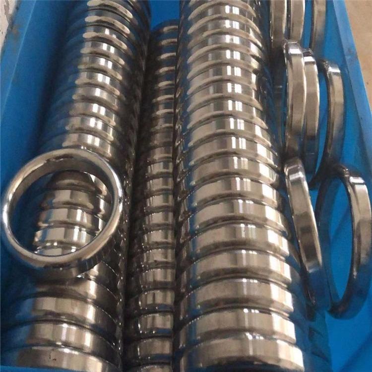供应 金属垫片 八角垫 椭圆垫 法兰密封圈  金属环  金属密封圈