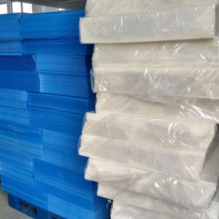 硕远定制 陕西西安pp中空板 塑料空心板 防静电瓦楞板 塑料万通板 钙塑板