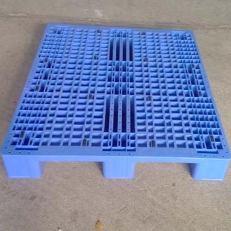 武汉塑料托盘厂家 川字网格塑料托盘价格 塑料卡板多少钱一个