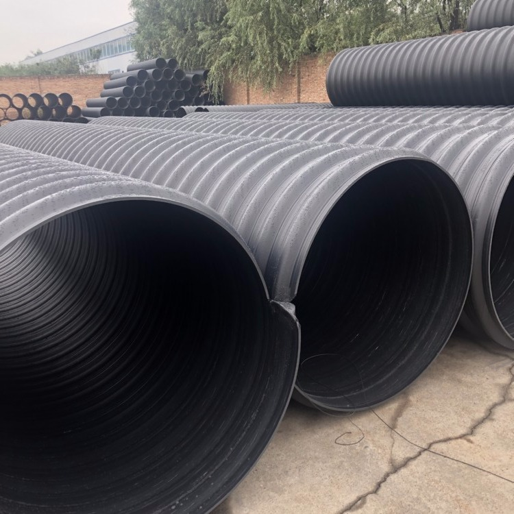 陕西钢带管钢带管报价厂家直销钢带管