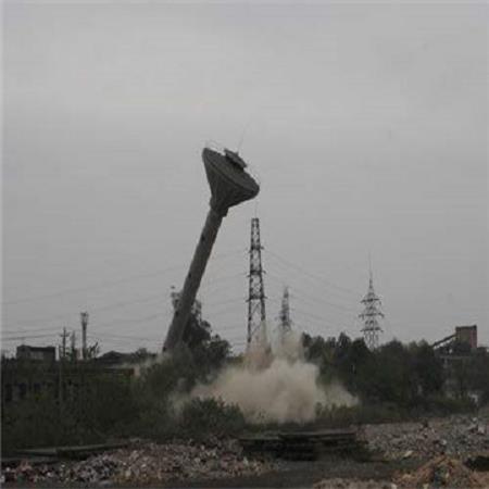 40米烟囱爆破拆除鹰潭价格