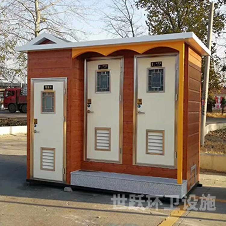 兰州移动厕所生产厂家 兰州整体厕所 兰州流动厕所