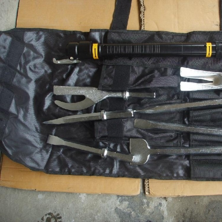 韩国手动破拆工具组|手动破拆工具销售|八件套手动破拆工具组定制