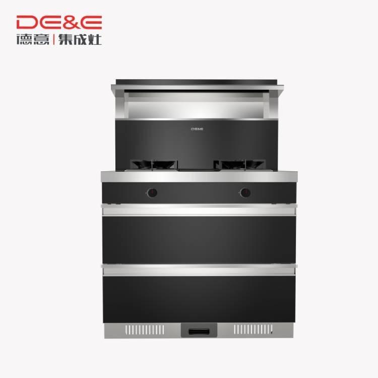 德意  嵌入式消毒柜 ZTD100-G 合理空间配比,触摸感应开关,双重组合消毒,红外线烘干