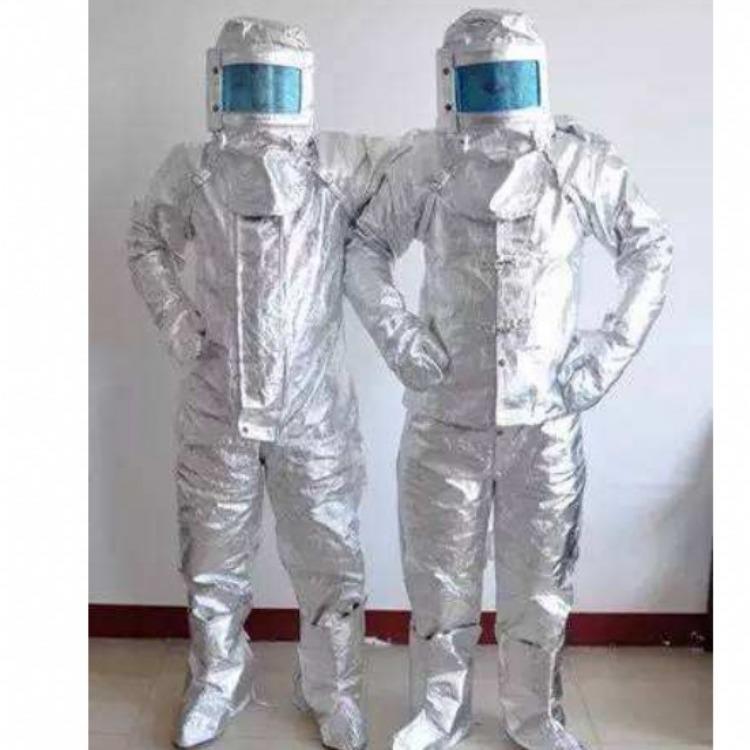500度隔热服,1000度隔热服  铝箔隔热服品牌,消防隔热服
