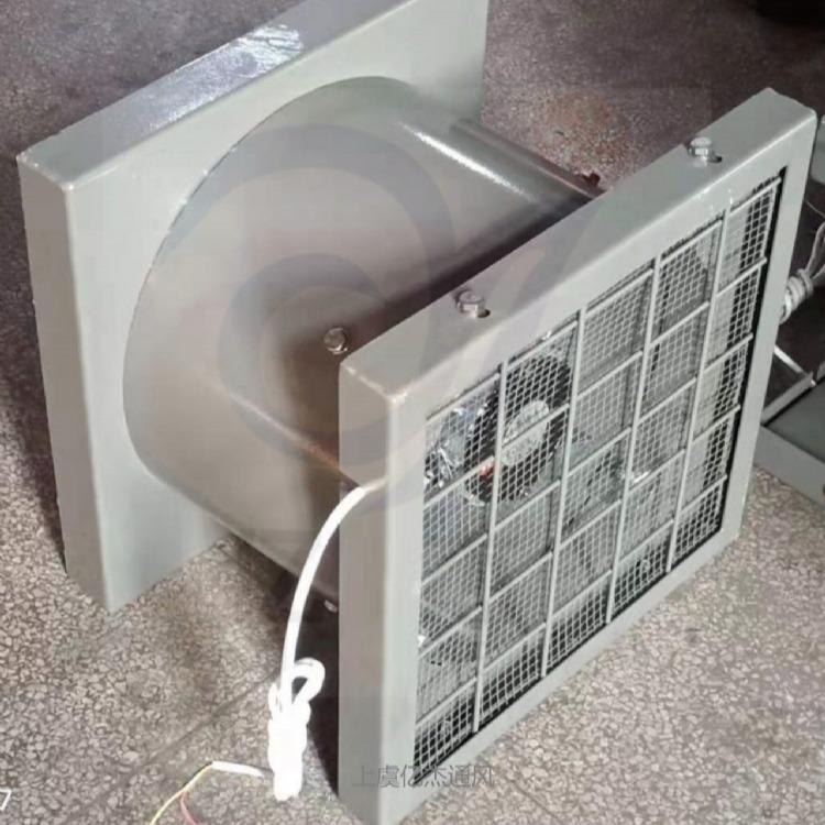 温控壁式轴流风机 温控型轴流风机 智能温控轴流风机 轴流风机温控器控制启动