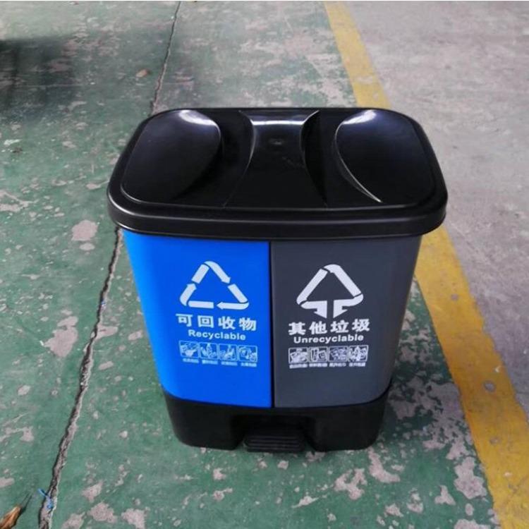 北京塑料垃圾桶厂家 带轮垃圾桶价格 塑料垃圾桶多少钱一个