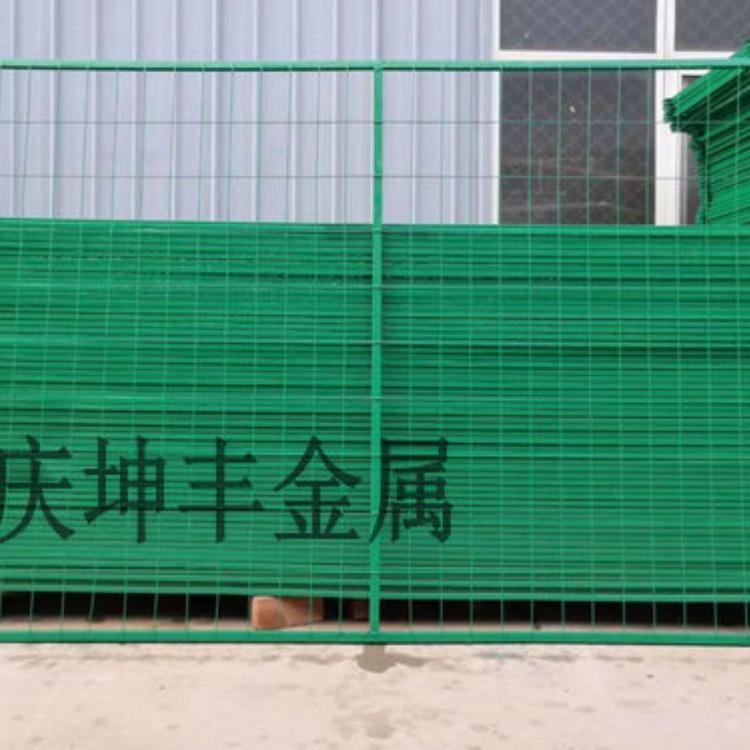 护栏网厂家直销  仓储围网  车间隔离网 浸塑护栏网