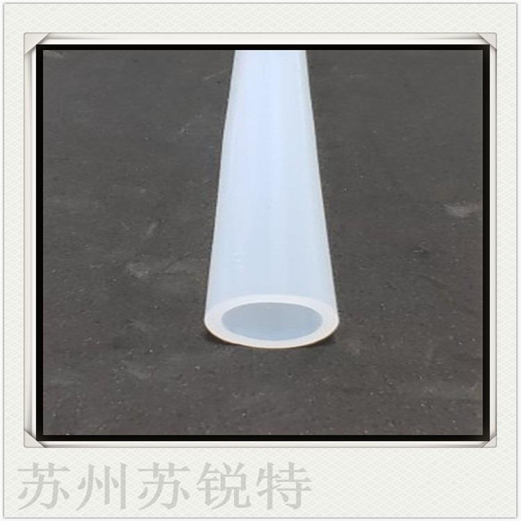 彩色透明硅胶管 耐高温大口径硅软管薄璧胶管