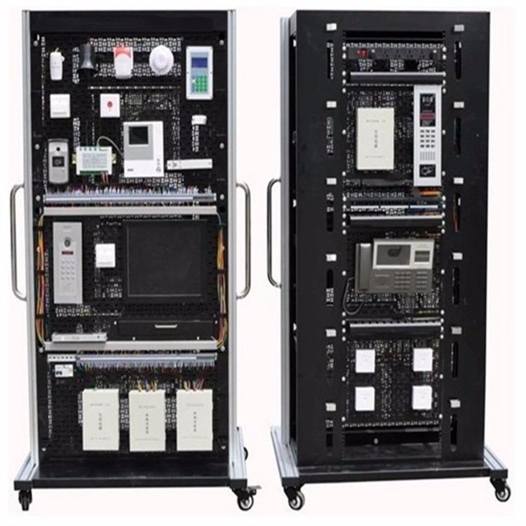FC-LY-01型楼宇工程公共及应急广播系统实训平台,楼宇实训设备, 智能楼宇实训设备, 楼宇智能化工程实训系统,楼宇智